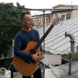 Stevee acoustic guitar songs & instrumentals